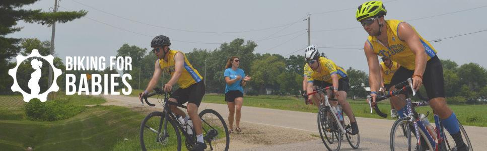 Biking for Babies Ankeny/Des Moines Ride